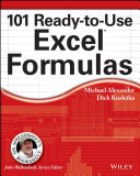 101 Ready to Use Excel Formulas