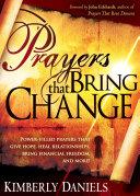Prayers That Bring Change Book