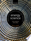 Energy Science : evaluate the key sources of...