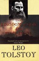 The Kingdom of God and Peace Essays