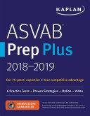 ASVAB Prep Plus 2018 2019