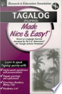 Tagalog  Pilipino  Made Nice and Easy