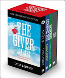 The Giver Quartet   the Giver Boxed Set  The Giver  Gathering Blue  Messenger  Son