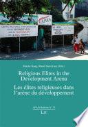 Religious Elites in the Development Arena