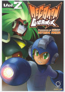 Mega Man Gigamix It Lurks As He Fights Such Enemies
