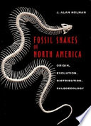 Fossil Snakes of North America