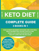 Keto Diet Complete Guide