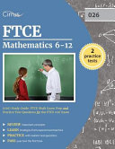 FTCE MATHEMATICS 6 12  026  SG