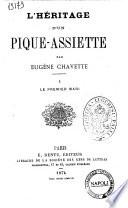 L'heritage d'un pique-assiette par Eugene Chavette