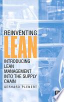 Reinventing Lean