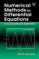 Numerical Methods for Differential Equations