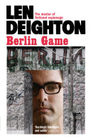 Berlin Game Spy Trilogy Game Set And Match When