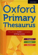 Oxford Primary Thesaurus 2018