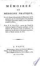 Mémoires de médecine pratique, sur le climat et les maladies du Mantouan, etc