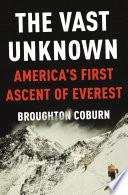 download ebook the vast unknown pdf epub