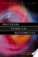 MASTERING TECHNICAL MATHEMATICS PB