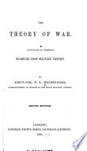 The Theory of War Book PDF