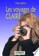 Les voyages de Claire
