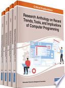Research Anthology On Recent Trends Tools And Implications Of Computer Programming