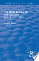 Pop Music  Technology and Creativity   Trevor Horn and the Digital Revolution
