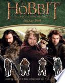 The Hobbit  The Desolation of Smaug Sticker Book