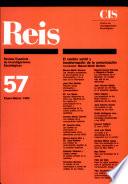 REIS- Enero&Marzo 1992