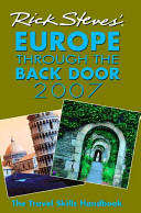 Rick Steves Europe Through The Back Door 2007