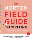 The Norton Field Guide to Writing