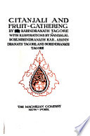 Gitanjali and Fruit gathering
