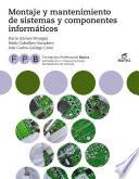 FPB   Montaje y mantenimiento de sistemas y componentes inform  ticos  2018