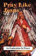 Pray Like Jesus