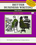 Better Business Writing