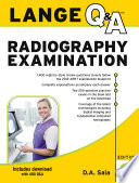 Lange Q A Radiography Examination 9 E  EBOOK