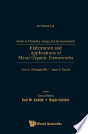 Elaboration And Applications Of Metal organic Frameworks