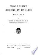Progressive Lessons in English