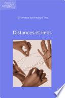 illustration du livre Distances et liens