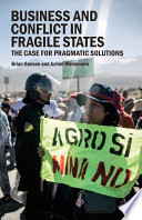 Business And Conflict In Fragile States