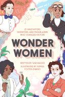 Wonder Women Book Cover