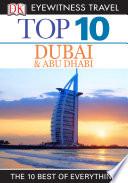 DK Eyewitness Top 10 Travel Guide  Dubai and Abu Dhabi