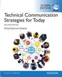 Technical Communication Strategies for Today  Global Edition