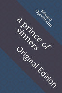 A Prince of Sinners Book PDF