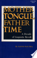 Mother Tongue  Father Time