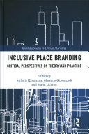 Inclusive Place Branding: Critical Perspectives in Theory and Practice