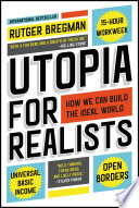 Utopia for Realists Book PDF