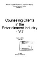 Counseling Clients in the Entertainment Industry