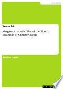 download ebook margaret atwood's 'year of the flood'. meanings of climate change pdf epub
