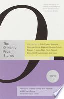 O  Henry Prize Stories 2005