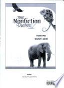15371 TFK  NonFiction Readers Fluent Plus Teacher s Resource Guide