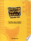 Yellow Guitar Books  Volume I