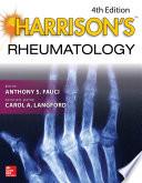 Harrison s Rheumatology  4E